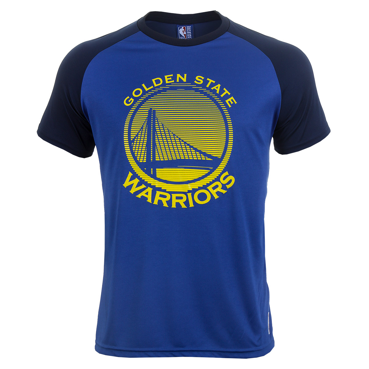 Camiseta Masc. Spr Golden State Warriors - Royal/Marinho