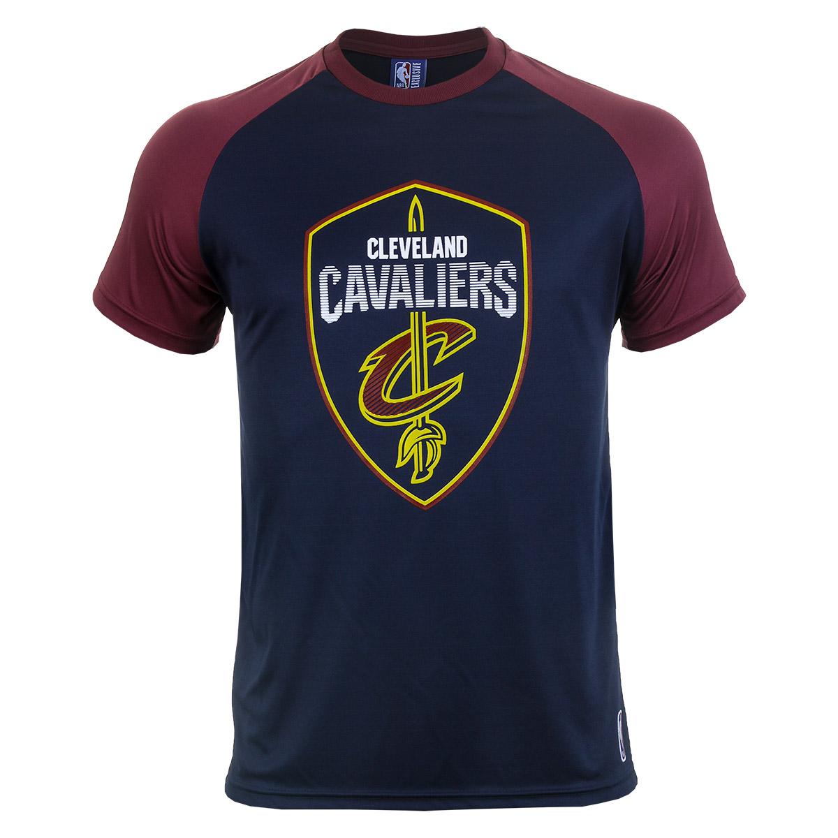 Camiseta Masc. Spr Cleveland Cavaliers Casual - Marinho