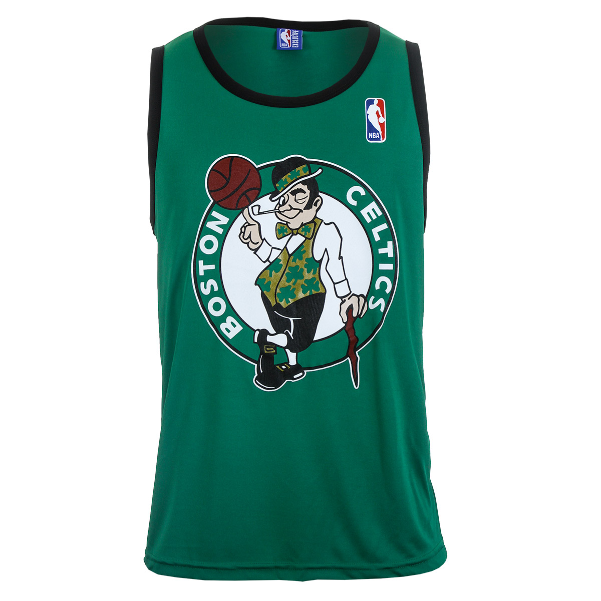 Regata Masc. Spr Nba First Celtics - Verde/Preto