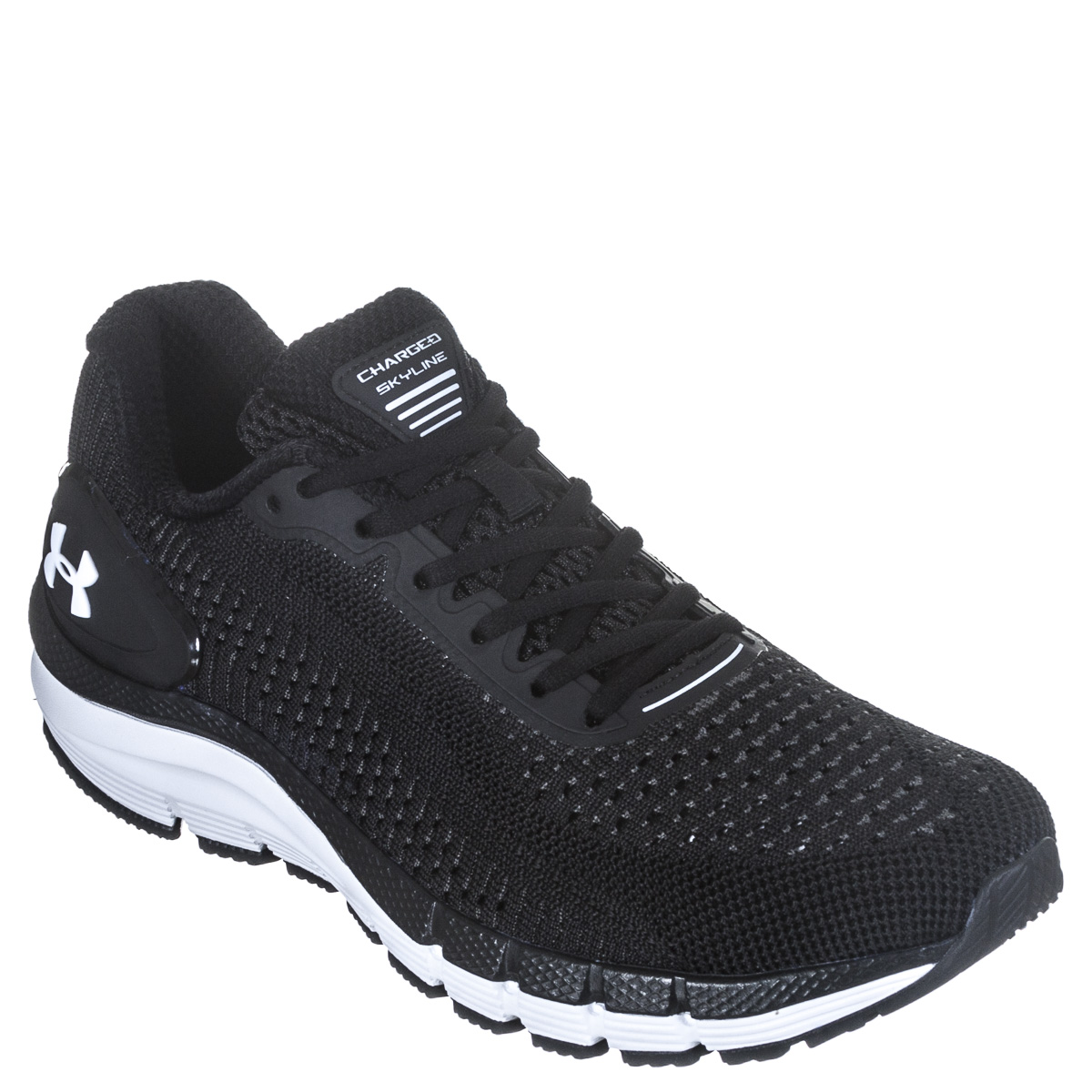 Tênis Under Armour Charged Skyline Masculino Casual - Preto