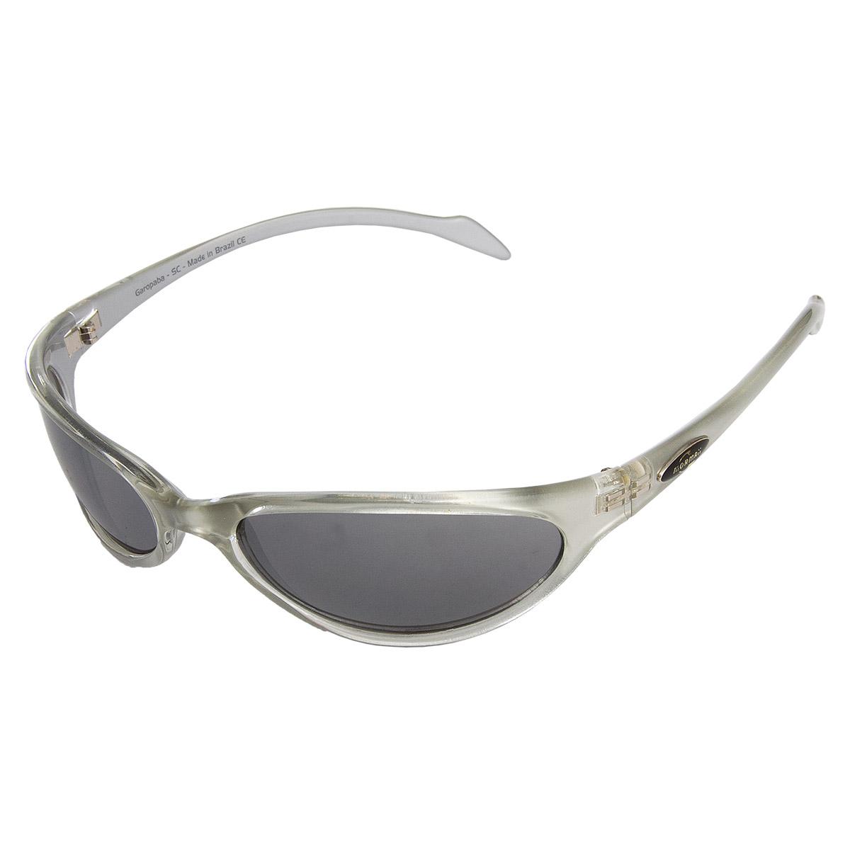 Óculos De Sol Mormaii Joaquina - Cinza/Prata