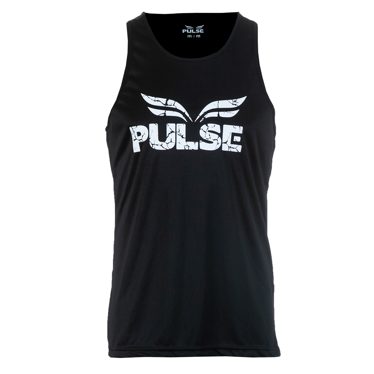 Regata Masc. Pulse Sports Casual - Preto